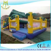 Quality Hansel good sale channal inflatable for commercial for children in the park for sale