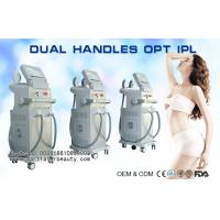 Wholesale Professional Elight IPL Hair Removal Equipment , Advanced OPT SHR Elight IPL System from china suppliers