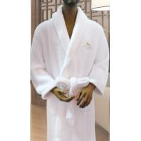 Wholesale Unisex Luxury Hotel Bathrobes hooded terry robe , cotton waffle robe from china suppliers