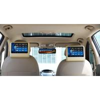 Wholesale MHL Cable Active Headrest DVD Player With Iphone / Ipad Charging from china suppliers