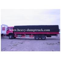 Wholesale Comercial Cargo Truck SINOTRUK 6x6 371hp / 336hp EURO III HW79 cab from china suppliers