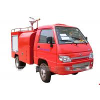 Wholesale Emergency Rescue Fire Fighting Truck 2 Axles Fire Service Truck For Mini Foton from china suppliers