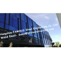 Wholesale Q235 / Q345 Steel Prefab Buildings / Multi Storey Steel Structures NZ Standard from china suppliers