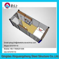 Wholesale New design cheap container dormitory house from china suppliers