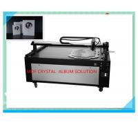 Buy cheap Automatic Crystal Glue Dispensing Machine for Cystal Cover / Cystal Frame Making Machine from wholesalers