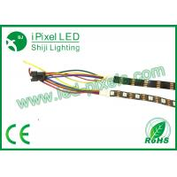 Wholesale APA102 30/60/144 Addressable Digital Rgb Led Pixel Weaterproof Outdoor Flex LED Strip from china suppliers