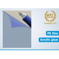 Wholesale No residue protective film for bright annealed stainless steel from china suppliers