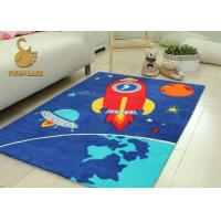Wholesale Mini Style Kids Floor Rugs With Non Slip Backing OEM / ODM Acceptable from china suppliers