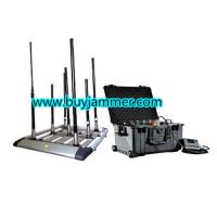 Wholesale 300W 4 to 8bands High Power Drone Jammer and Jammer up to 1500m from china suppliers