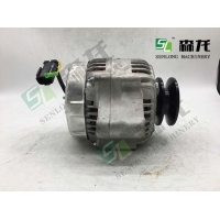 China 24V 35A NEW  Alternator for  Komatsu  Excavators PC60-8  PC130-8  4D107  102211-2850, 102211-2851  replacement parts on sale