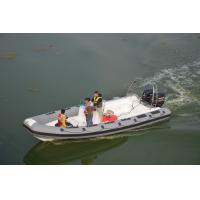 Wholesale French Orca Hypalon Large RIB Boat 8.3m Length Dark With Twin 225HP Motor from china suppliers