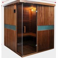 Wholesale Full Spectrum Far Infrared Sauna Cabin from china suppliers