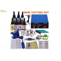 Wholesale Fashion Home Tattoo Gun Starter Kit , Tattoo Machine Kits For Beginners from china suppliers