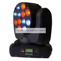 Wholesale 12x10W RGBW 4 in 1 LED Moving Head Beam from china suppliers