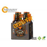 Wholesale Custom Printing Six Pack Beer Box For Beverage , Matt Lamination Surface from china suppliers