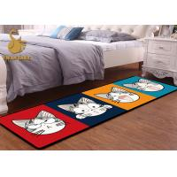 Wholesale Contemporary Floor Rugs Digital Printed / Washable Living Room Rugs Modern Design from china suppliers