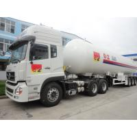 Wholesale factory sale best price CLW 9409GYQ 58.5cbm 3 axle LPG tanker semi-trailer, HOT SALE! cheaper 58.5m3 propane gas trailer from china suppliers