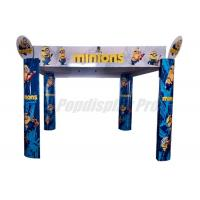 Wholesale Promotional Large Arched Display Standee Eye Catching For Minions Toys from china suppliers