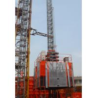 Wholesale 7000 LBS Construction Hoist Elevator(S7000-N, DC) With Double Cage And Three SEW® Motors from china suppliers