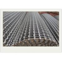Wholesale Flat Wire Mesh Conveyor Belt With Staininless Steel Used In Heavy Machinery from china suppliers