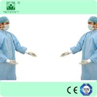 Wholesale CE/ISO Approved Disposable Sterile Nonwoven Standard Surgical Gown/Reinforced Surgical Gow from china suppliers