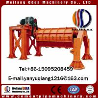 Wholesale Water Drainage use Concrete Pipe Making Machinery from china suppliers