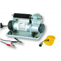 Wholesale Metal 12v DC Vehicle Air Compressors With Battery Clip For Car Tire Heavy Duty Inflation from china suppliers