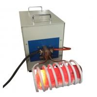 Buy cheap High Frequency Small Billet Forging Induction Heating Machine from wholesalers