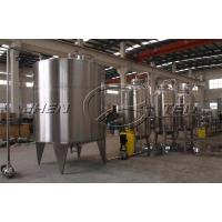 Wholesale Safety Operate Pressure SS316L Stainless Steel  Storage Tank Surface Polished from china suppliers