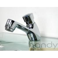 Wholesale Delay Action Faucet Self Closing Basin Taps Using For Public Wash Basin from china suppliers