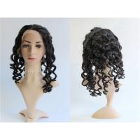 Wholesale Smooth And Luster Natural Lace Front Human Hair Wigs For Black Women from china suppliers