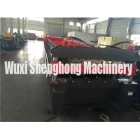 Wholesale H Type Steel Body Frame Glazed Tile Roll Forming Machine For Making Re-Cycle from china suppliers