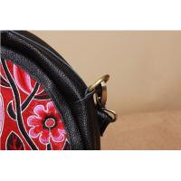 Quality Hot Selling 100% Leather Woman Bag Ladies Fashion Cross Body Bag Messenger Bag for sale