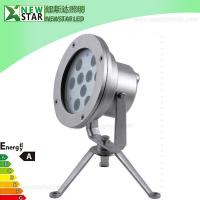 Wholesale IP68 Underwater 18W LED Waterproof Lights 24VDC, LED Fountain Lights from china suppliers