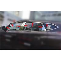 Wholesale Hyundai New Tucson Auto Accessories IX35 2015 Stainless Steel Window Molding from china suppliers