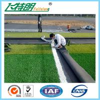 Wholesale Long Curly Synthetic Artificial Lawn Grass Affordable Terrace Gardening 130Stitches / Meter from china suppliers