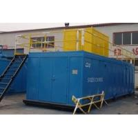 Wholesale Mud Tank, drilling fluid tank, mud storage tank, solid control tank, from china suppliers