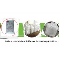 Wholesale FDN-A Naphthalene Based Superplasticizer Na2SO4 With 5 % Leather Additives from china suppliers