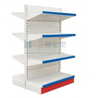 Wholesale Double - Side Medium Back - Plate Supermaket Pallet Racking Shelf from china suppliers