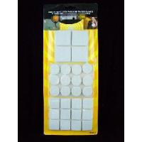 Buy cheap EVA Self-Adhesive Pads Round&Square Set from wholesalers