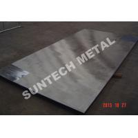 Wholesale Oil Refinery  Stainless Steel Clad Plate SA240 321 / SA387 Gr22 from china suppliers