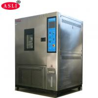 Buy cheap Environmental Test Equipment Temperature Humidity Chamber with Programmable Controller from wholesalers