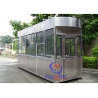 Wholesale 20 Year Lifetime Outdoor Ticket Booth /  Portable Guard Shacks Multi Color Available from china suppliers