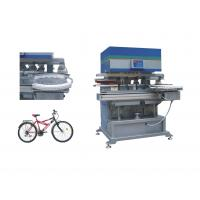 Wholesale automatic rototex screen printing machine 8 station 6 color from china suppliers
