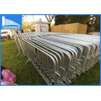 Wholesale Anti Corrosion Stainless Steel Barricade 20*1.2mm For Event Control from china suppliers
