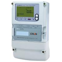Wholesale 4 Wire Three Phase Kilowatt Hour Meter 240V Prepayment Electricity Meters from china suppliers