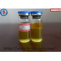 Wholesale Liquid muscle injections for bodybuilding , Nandrolone Cypionate Finished Premixed Light Yellow from china suppliers