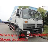 Wholesale dongfeng 190hp RHD/LHD 15,000L water tank for sale, factory direct sale best price dongfeng 190hp water cistern truck, from china suppliers