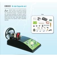 Wholesale Science DIY Educational Toys , ABS Motor Neutral Gift Educational Materials from china suppliers