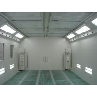 Quality Anti Flame SUS304 Auto Spray Booths Have Intake Exhaust Fan WD-904 for sale